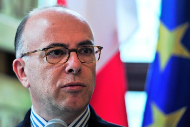 Le ministre de l'Intérieur Bernard Cazeneuve à Bruxelles le 8 mai 2014. (archives)