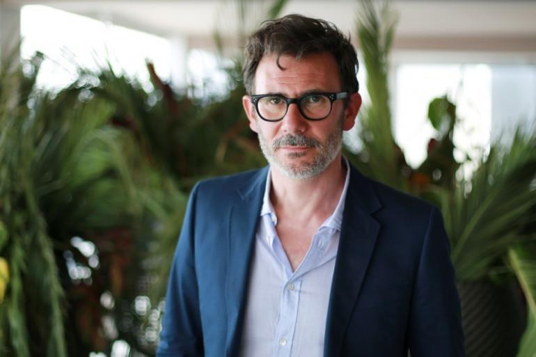 """Michel Hazanavicius concoure en compétition du festival de Cannes 2014 avec """"The Search""""."""