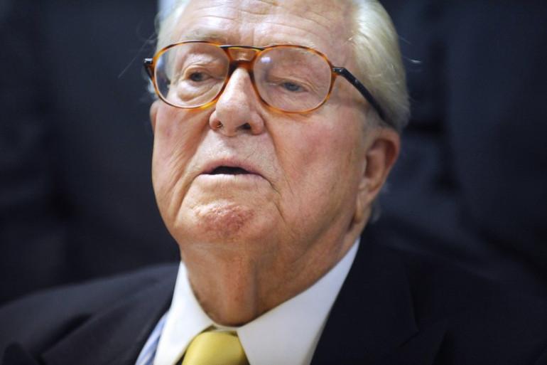 Jean-Marie Le Pen, le 15 mars 2014, à Toulouse. (archives)