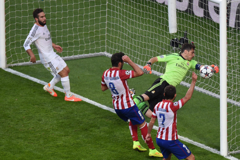 La finale de la Ligue des champions oppose le Real et l'Atletico Madrid samedi 24 mai 2014