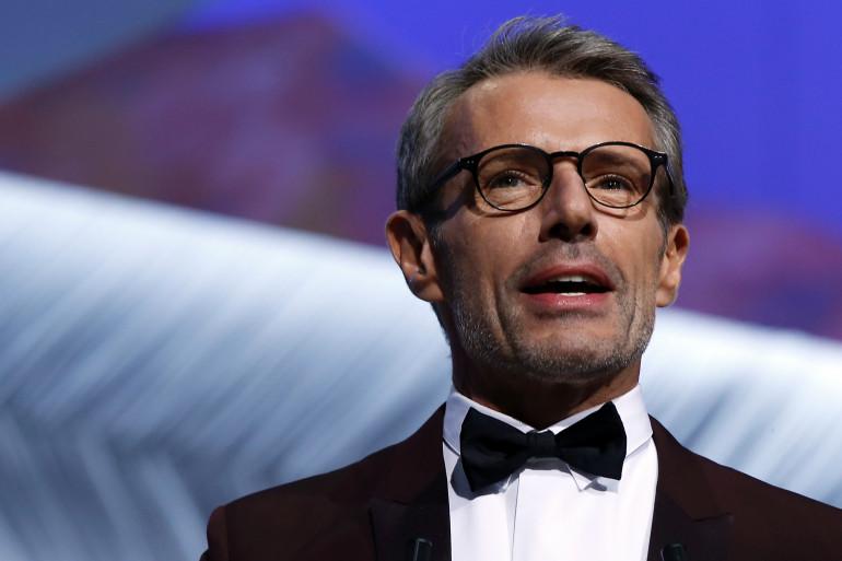 Lambert Wilson en maître de la cérémonie de clôture du 67e festivale de Cannes