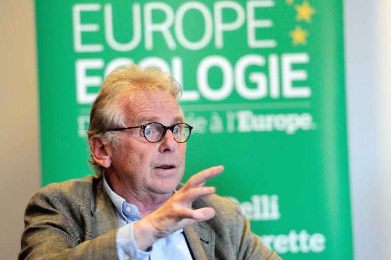 Daniel Cohn-Bendit, le 16 mai 2014, à Lille. (archives)