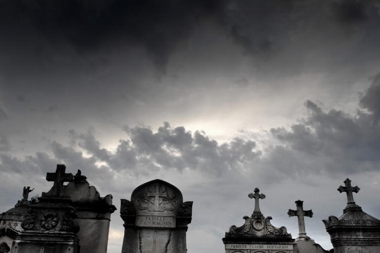 Un cimetière (image d'illustration)