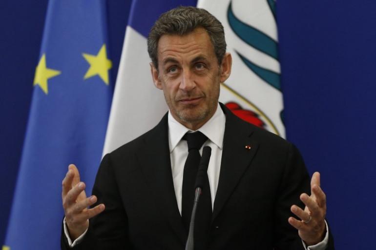 Nicolas Sarkozy le 10 mars 2014