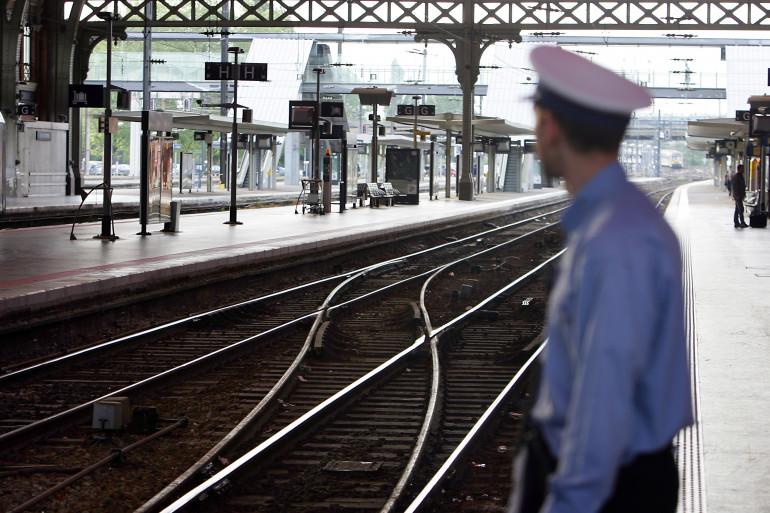 Un contrôleur SNCF (Photo d'illustration)