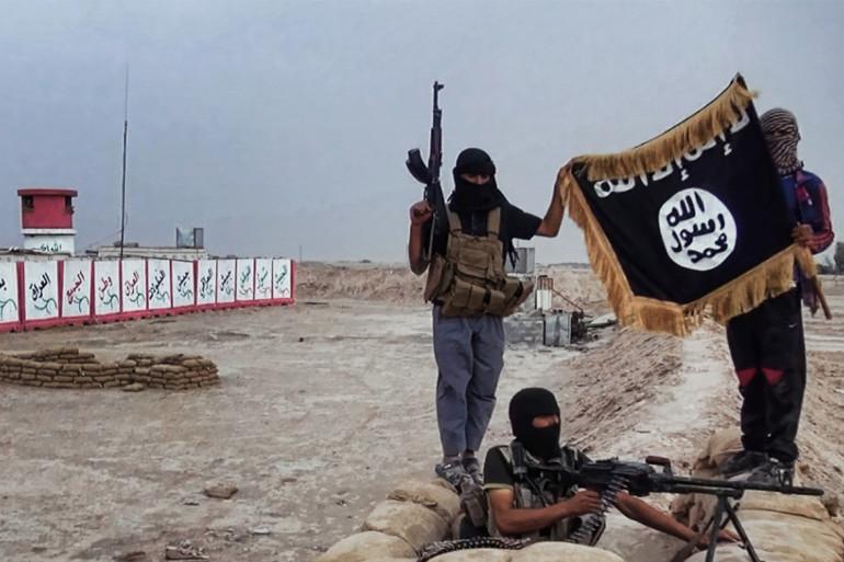 Irak : des djihadistes de l'EIIL
