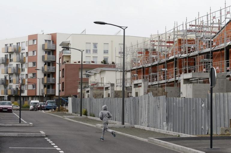 Le quartier du Chêne Pointu à Clichy-sous-Bois en Seine-Saint-Denis en mai 2014 (image d'illustration).