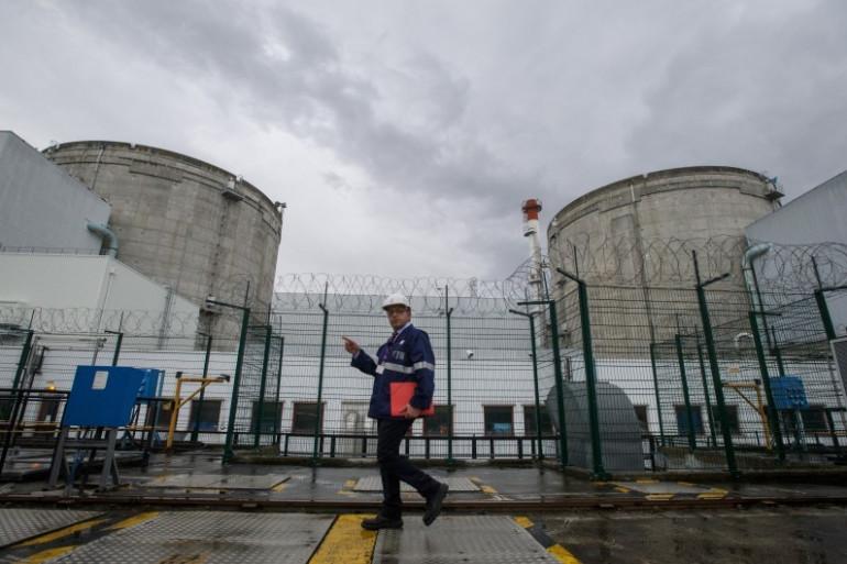 La centrale nucléaire de Fessenheim (Haut-Rhin), en avril 2013 (photo d'illustration).