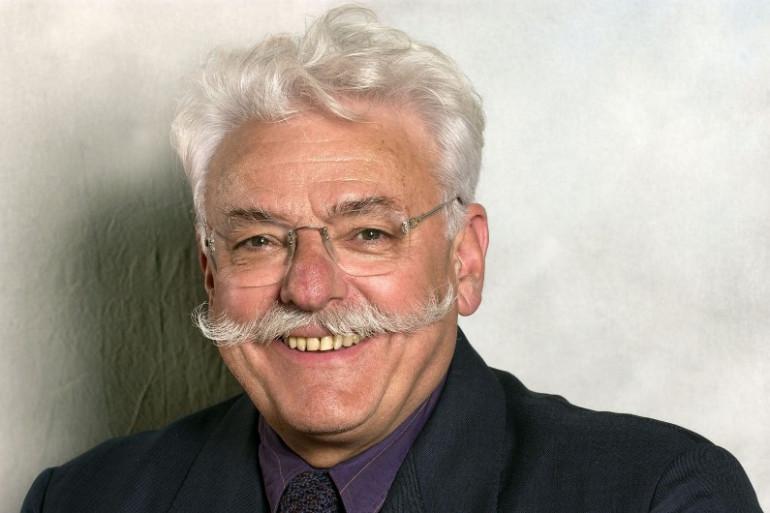 Ancien journaliste de l'Humanité, Michel Cardoze avait surpris lorsqu'il a annoncé sa collaboration avec Robert Menard à la mairie de Béziers (archives).