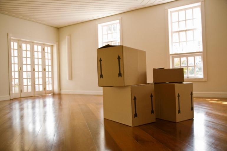 Le déménagement