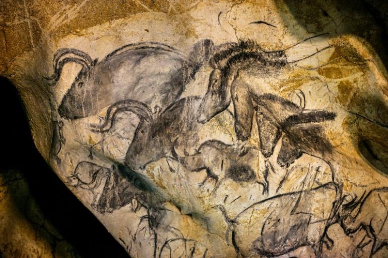 Les dessins de la grotte Chauvet ont été réalisés il y a 40.000 ans