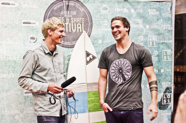 Surf and skate festival Hambourg 2013