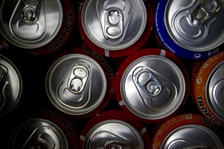 Les Français boivent de plus en plus de sodas