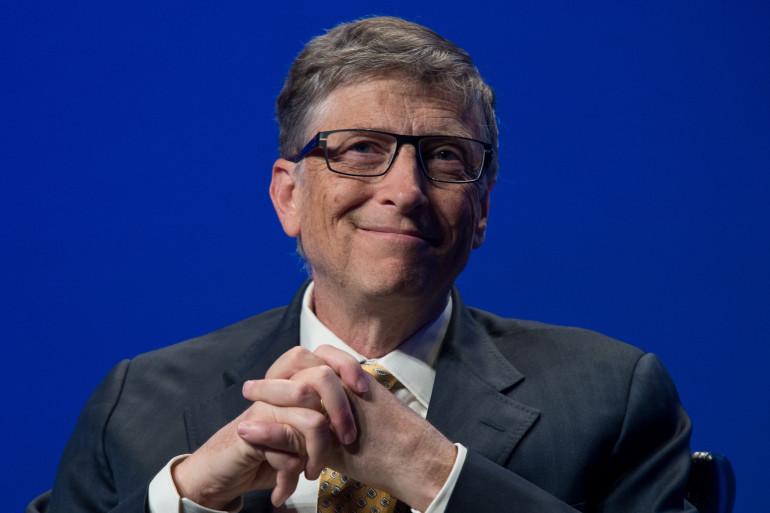 Le multi-milliardaire Bill Gates ouvrira la 16ème édition du festival Solidays