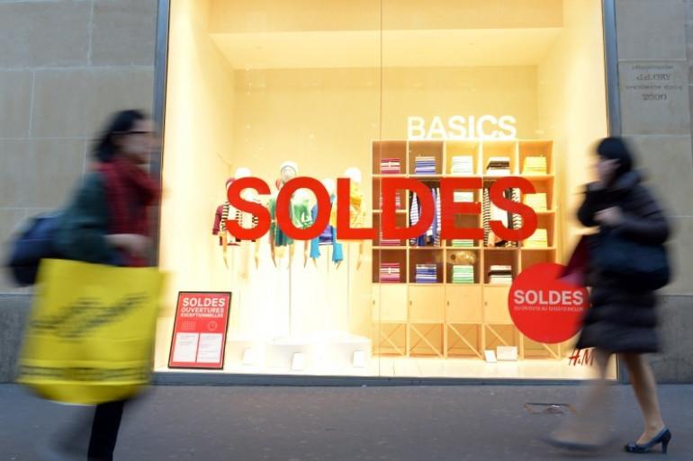 Hui consommateurs sur 10 assurent vouloir profiter des soldes