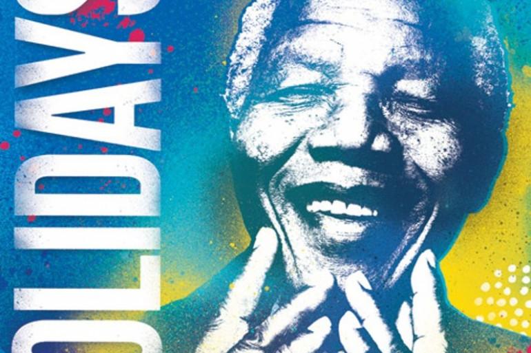 Affiche du festival Solidays 2014