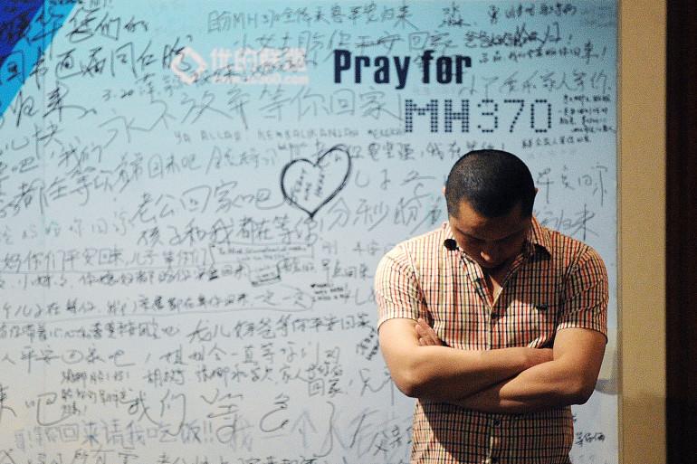 Des messages de soutien et des prières pour les passagers du vol MH370 (Archives)