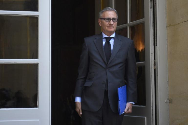 André Vallini, en charge de la réforme territoriale à Matignon en avril 2014 (image d'illustration).