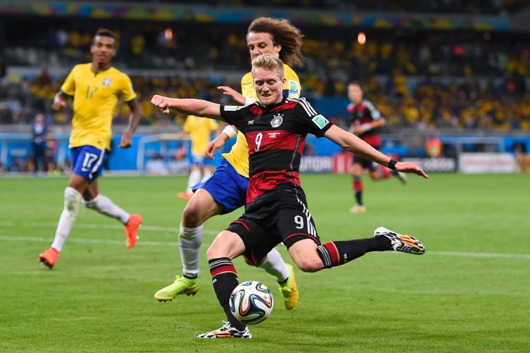 Le match Brésil-Allemagne, le 8 juillet 2014