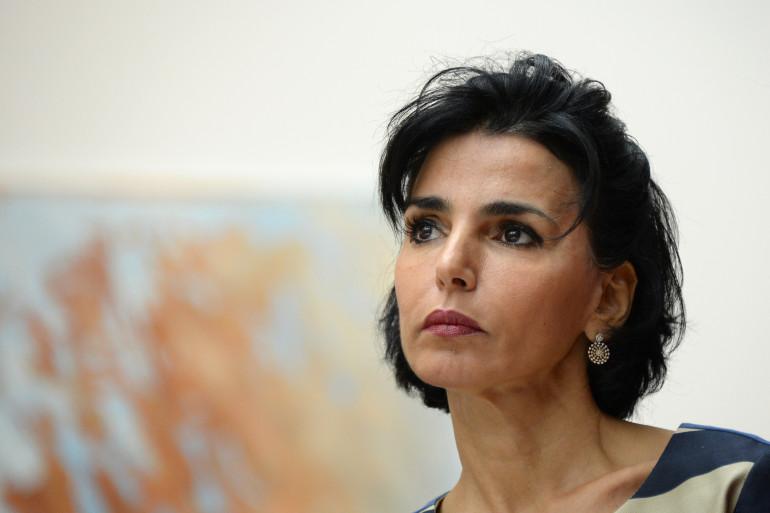 Rachida Dati, le 5 novembre 2013, à Paris. (archives)