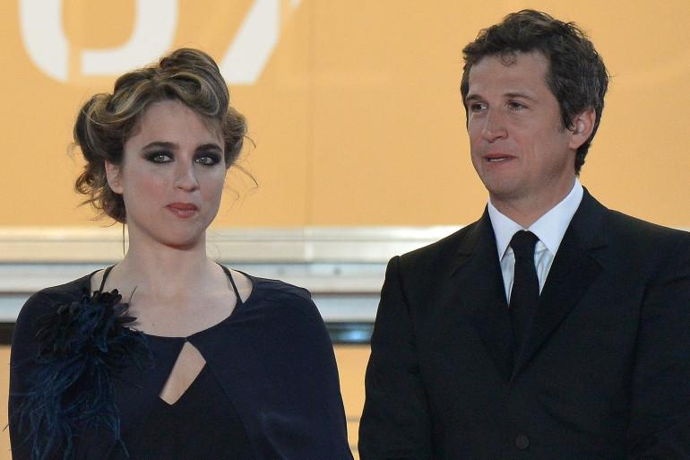 """Guillaume Canet et Adele Haenel ont présenté le film """"L'Homme qu'on Aimait Trop"""" au festival de Cannes 2014"""