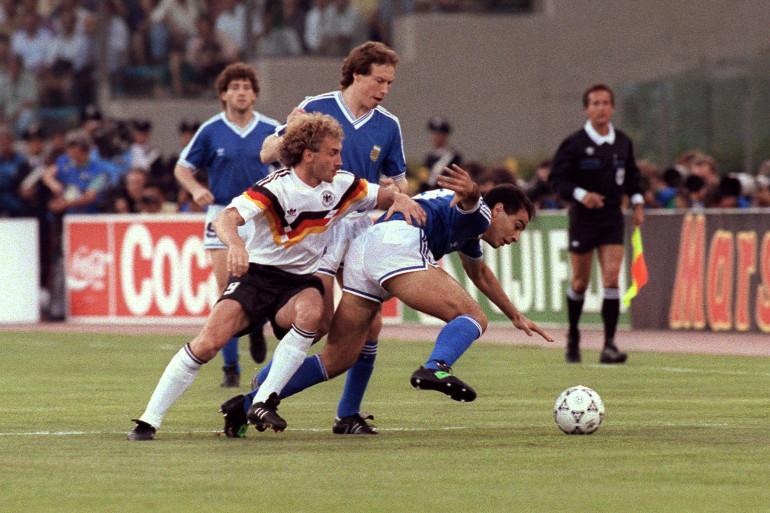 L'Argentine et l'Allemagne s'étaient affrontés en finale du Mondial 1990 en Italie