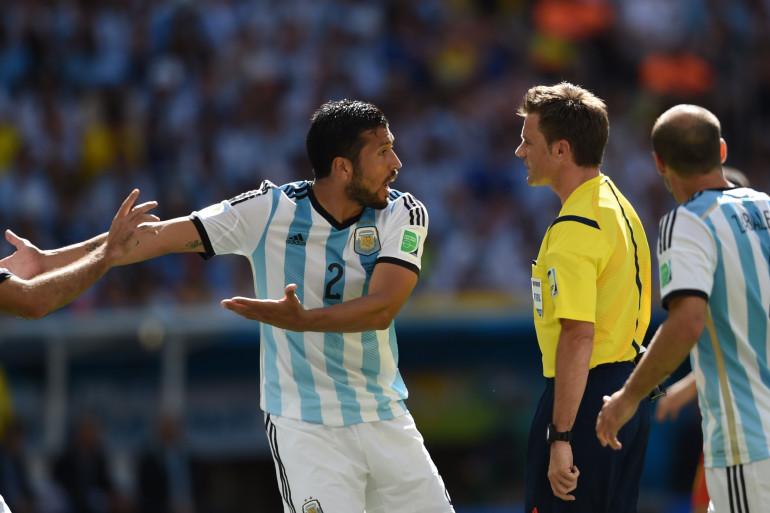 L'arbitre Nicola Rizzoli va arbitrer la finale de la Coupe du monde 2014 dimanche 13 juillet (illustration)