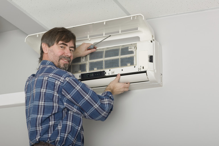 Installer un climatiseur, c'est facile !