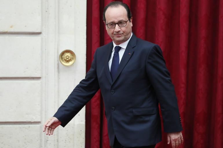 François Hollande est au Tchad dans le cadre de son périple en Afrique.