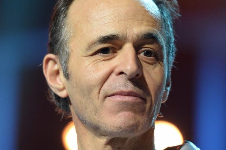 Jean-Jacques Goldman lors du spectacle annuel des Enfoirés, le 15 janvier 2014 à Strasbourg (archives)
