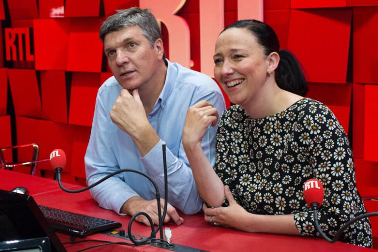Christophe Pacaud et Agnès Bonfillon