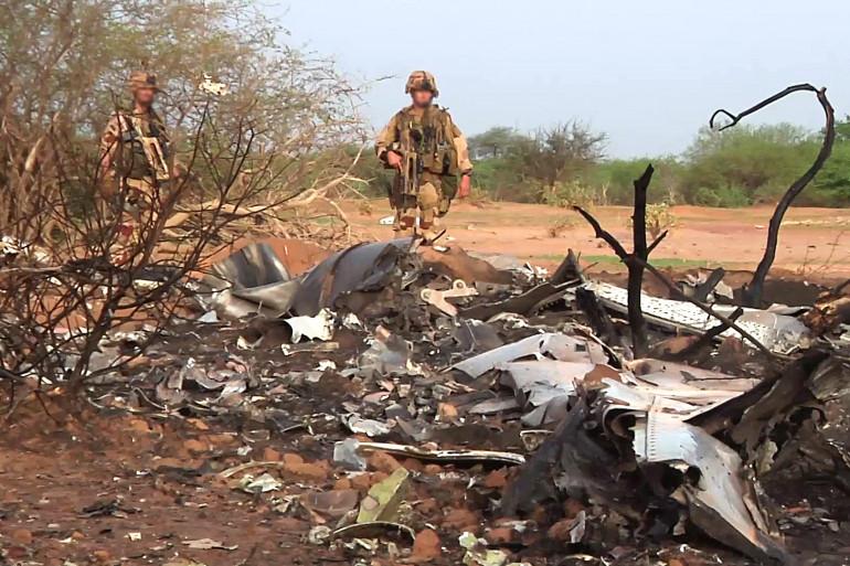 L'avion de Air Algérie s'est écrasé le 24 juillet dans le nord du Mali