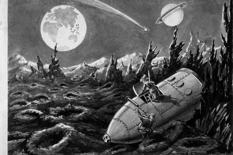 Jules-Verne-De-la-Terre-à-la-Lune-fin-du-voyage