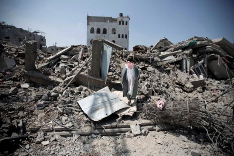 Six Palestiniens ont été tués dans une frappe de l'aviation israélienne au sud de la bande de Gaza.