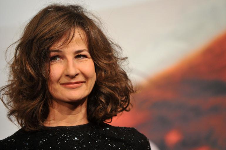 """Valérie Lemercier prête sa voix à Jane dans """"Tarzan"""" en 1999."""