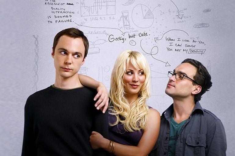 """Les acteurs de """"The Big Bang Theory"""", les mieux payés des séries américaines"""