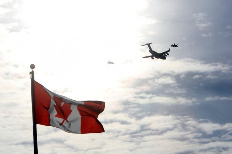 Un avion quittant l'aéroport d'Ottawa (illustration)