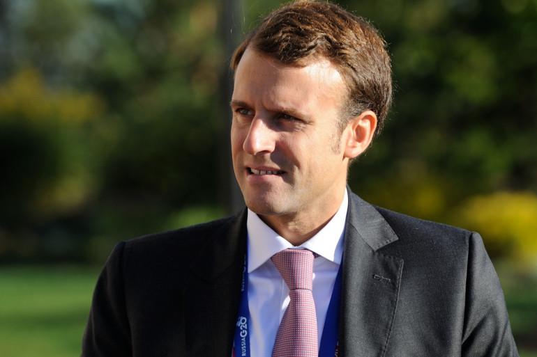 Emmanuel Macron a été nommé au ministère de l'Économie, de l'industrie et du numérique