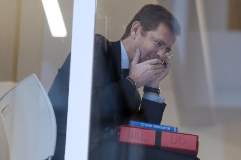 Jérôme Lavrilleux, le 25 novembre 2012.