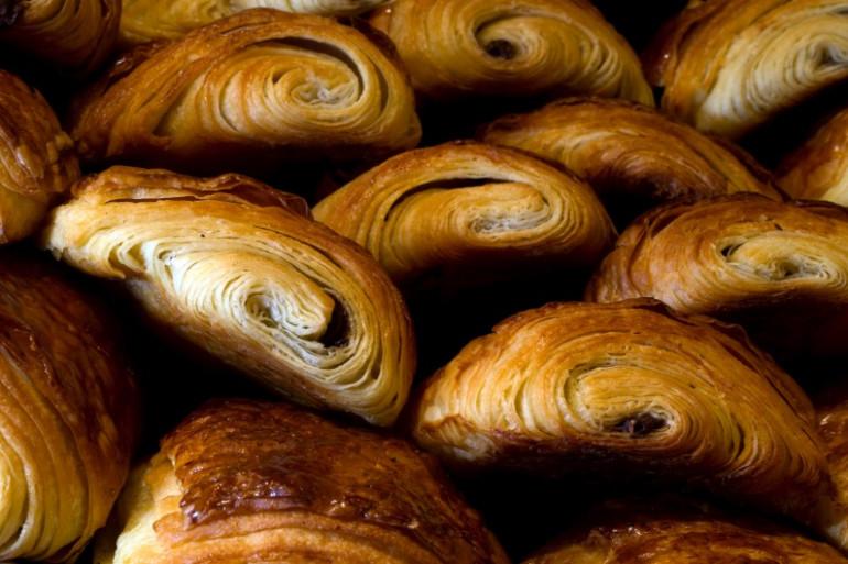 Certaines boutiques ne font pas leur pain sur place, mais comme par miracle ça sent le pain chaud jusque sur le trottoir