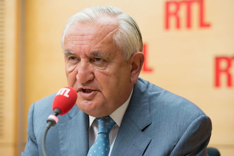 Jean-Pierre Raffarin, invité de RTL, le 2 septembre 2014