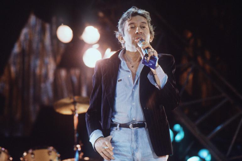 """En octobre 1969, Serge Gainsbourg était numéro 1 des ventes en Angleterre avec """"Je T'aime Moi Non Plus"""""""