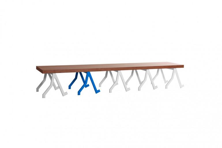 Table « La Caravane passe » de Romeo Gillis