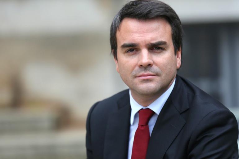 Thomas Thévenoud, le 30 octobre 2012 à l'Assemblée nationale (archives)