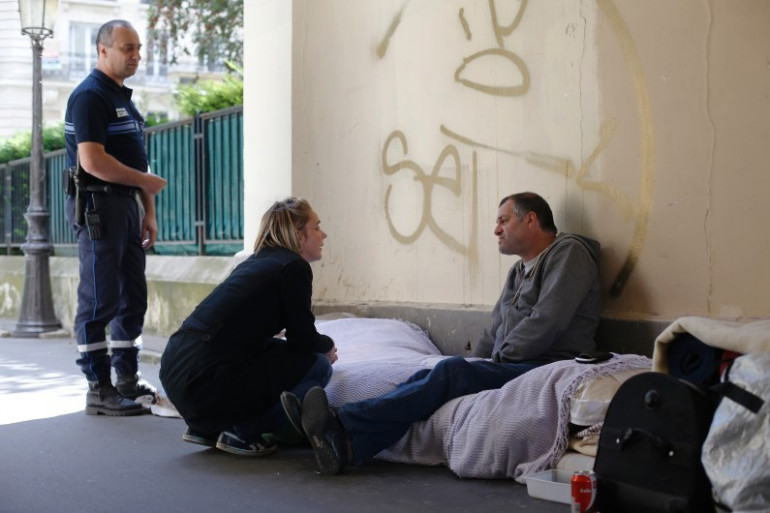 Selon les chiffres rendus ce jeudi 11 septembre par le Secours populaire, le taux de pauvreté s'aggrave en France (illustration).