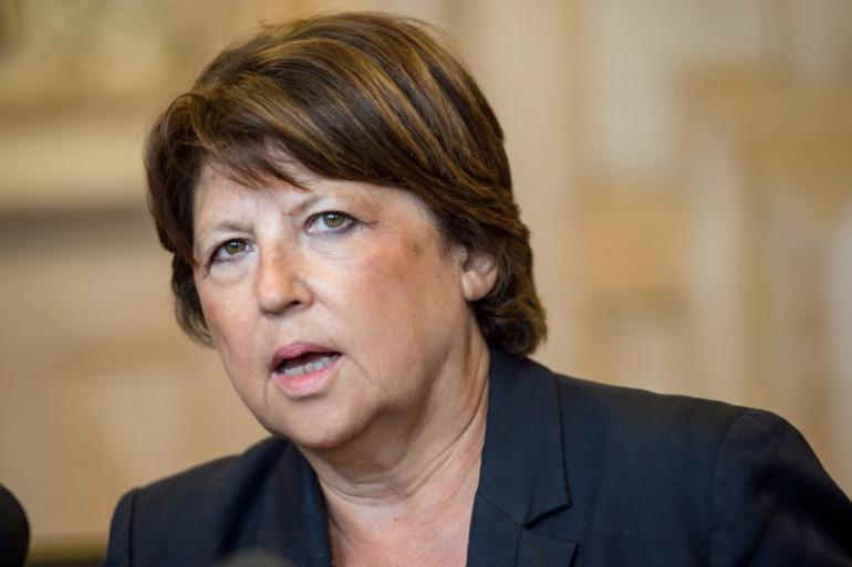 Martine Aubry, maire PS de Lille, s'est exprimée lors des états généraux des socialistes du Nord (archives).