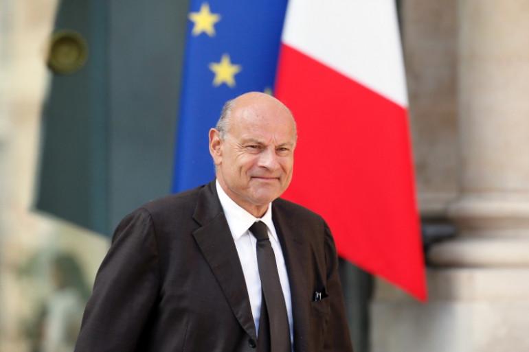 Jean-Marie Le Guen à l'Élysée, le 10 septembre 2014.