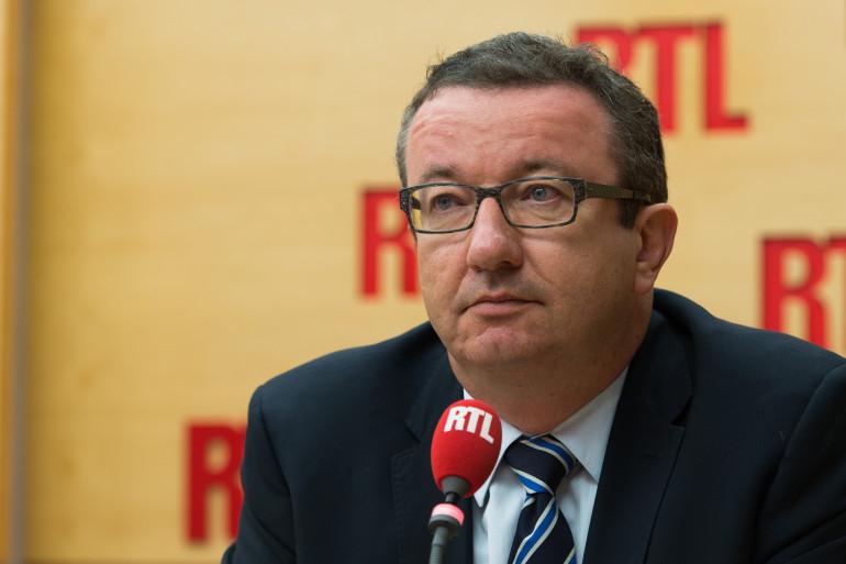Christian Paul, invité de RTL, le 16 septembre 2014