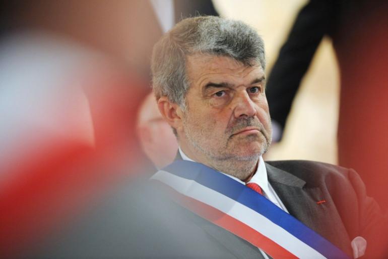 Le maire de La Rochelle (Charente-Maritime), Jean-François Fountaine, le 5 avril 2014 (Archives).