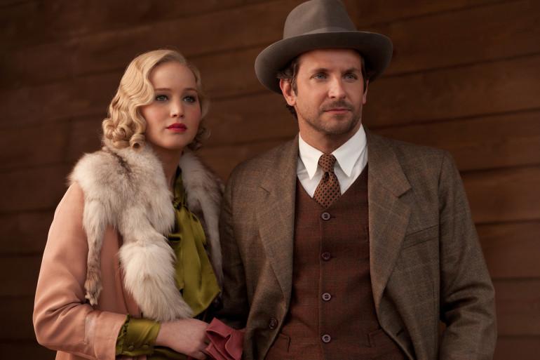 """Jennifer Lawrence et Bradley Cooper dans """"Serena"""""""